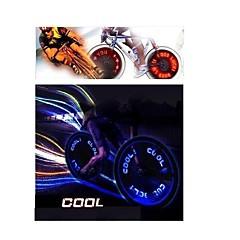 LED - Pyöräily AG10 90 Lumenia Patteri Pyöräily / Ajovalot / motocycle-Valaistus