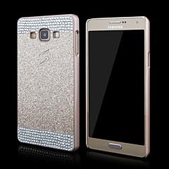 luxus hot-értékesítés kristály strasszos hátlap Samsung a3