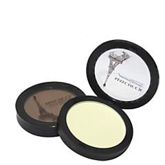 5 Powder Kuiva Pressed powderKosteus / Vaalennus / Peitevoide / Epätasaiselle iholle / Luonnollinen / Silmäpusseille / Huokosten