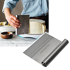 Sütés és péksütemények spatulyák Cake Csokoládé Kenyér Rozsdamentes acél Jó minőség