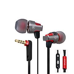 AWEI Awei ES-860hi Hallójárati fülhallgatók (in-ear)ForMédialejátszó/tablet / Mobiltelefon / SzámítógépWithMikrofonnal / DJ / Hangerő