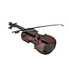 plastic simulare maro vioara copil pentru copii de peste 3 instrumente muzicale de jucărie