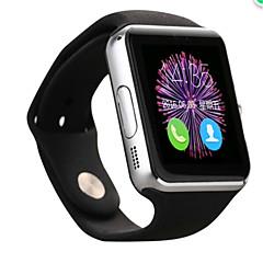 q7se SmartWatch / anti-menettänyt / handsfree-puhelut / askelmittarit / kamera / uni tracker / istumista muistutus iOS android