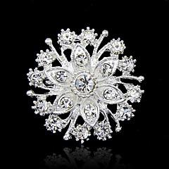 Damskie Broszki Modny biżuteria kostiumowa Kryształ górski Biżuteria Na Impreza Specjalne okazje Urodziny Codzienny