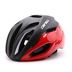CAIRBULL Dames Heren Unisex Fietsen Helm 20 Luchtopeningen Wielrennen Fietsen Bergracen Wegwielrennen Recreatiewielrennen One-Size PC EPS