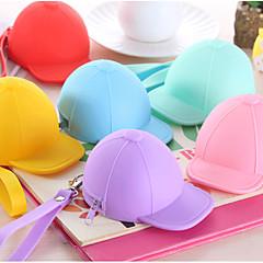 야구 모자 다채로운 실리콘 변화 지갑