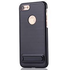 Til iPhone 8 iPhone 8 Plus iPhone 7 iPhone 6 iPhone 5 etui Etuier Kortholder Vand / Dirt / Shock Proof Bagcover Etui Rustning Hårdt PC for
