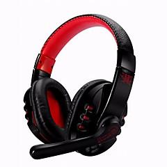 OVLENG V8-1 Over øre Pandebånd Trådløs Hovedtelefoner Dynamisk Gaming øretelefon Støj-isolering Med Mikrofon Med volumenkontrol Headset