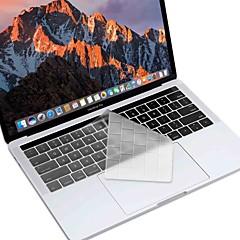 xskn® európai és amerikai változata ultra-vékony TPU billentyűzet bőr 2016 új MacBook Pro 13.3 / 15.4 érintőképernyős bár retina USA / EU