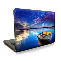 macbook lucht 11 13 / pro13 15 / pro met retina13 15 / macbook12 beschreven droom hemel appellaptop case