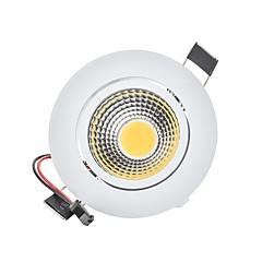 9W 2G11 LED-neerstralers Verzonken ombouw 1 COB 820 lm Warm wit Koel wit Dimbaar Decoratief AC 220-240 AC 110-130 V 1 stuks
