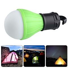Fener ve Çadır Lambaları LED Işık Lambalar LED 60 Lümen 3 Kip AAA Mini Acil Küçük Boy Kamp/Yürüyüş/Mağaracılık Günlük Kullanım Çok