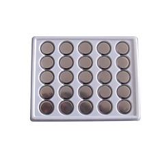 25kpl 3v CR2032 litiumparisto nappiparisto