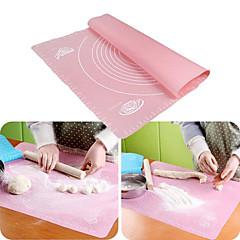 1 Stück Back- & Kuchenutensilien Rechteckig Für Nudeln Brot Plätzchen Obstkuchen Pizza SilikonMulti-Funktion Für die Microwelle Antihaft