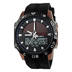 Heren Sporthorloge Dress horloge Slim horloge Modieus horloge Polshorloge Unieke creatieve horloge Chinees Digitaal Zonne-Energie