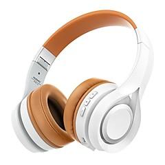Miimall s1 stereo bluetooth hoofdtelefoon met microfoon opvouwbaar over oor draadloze koptelefoon met hd geluid voor iphone ipod ipad