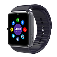 Slim horloge Camera Handsfree bellen Audio Activiteitentracker Bluetooth 3.0 2G SIM-kaart