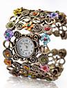 Artemis - Women\'s Watch Bohemian Fashionable Flower Bracelet Strap Watch Cool Watches Unique Watches