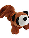 guaxinim forma estilo brinquedo ranger suave animal de estimação para cães (21 x 9 cm)