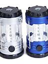 LED손전등 랜턴 & 텐트 조명 손전등 LED 120 루멘 1 모드 - 배터리 불포함 방수 전술적 인 슈퍼 라이트 용 캠핑/등산/동굴탐험