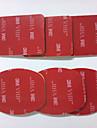 혁신적인 3M VHB 4991 접착 백업은 마운트가 가만히 보장 (한다 6Pcs)