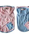 Gilet mignon avec Hoodies bowknot pour les chiens (couleurs assorties, XS-XL)