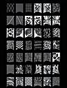 Ногтей штамп штамповка изображения шаблона плиты Прекрасные