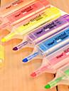 7 Χρώμα φθορισμού Highlighter (7 PCS)