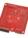 60mm couleur-RGB LED affichage matriciel module de carte de conducteur pour compatible w / (pour Arduino)