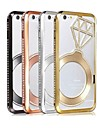 Set Auger Pattern Metal Cover for iPhone 6 Plus(Assorted Colors)