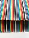 16 nucleo ensaio cabo 40p vestido colorido (0.5m)