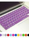 """coosbo® russa pele tampa do teclado de silicone para 13 """"/ 15"""" / 17 """"ar macbook pro / retina (cores sortidas)"""