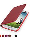 caso capa protetora de couro genuino ggmm® beija-S4 para Samsung Galaxy S4