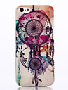 Dream Catcher Pattern TPU Soft Cover for iPhone 5/5S