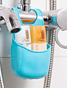 Racks Toilet / Bathtub / Shower / Medicine Cabinets Silicone Multi-function / Eco-Friendly / Travel / Gift