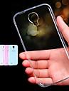 용 삼성 갤럭시 케이스 투명 케이스 뒷면 커버 케이스 단색 TPU Samsung S4 Mini