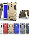 Для Samsung Galaxy Note Защита от удара / со стендом Кейс для Задняя крышка Кейс для Армированный PC Samsung Note 5 Edge / Note 5 / Note 4