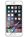 [3-pack] alta transparencia lcd protetor de tela de cristal transparente com pano de limpeza para 6s iphone plus / 6 mais