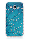 Для Кейс для  Samsung Galaxy С узором Кейс для Задняя крышка Кейс для Цветы TPU SamsungJ7 / J5 / J3 / J2 / J1 Ace / J1 / Grand Prime /