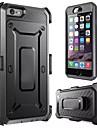Pour iPhone 8 iPhone 8 Plus iPhone 7 iPhone 7 Plus iPhone 6 iPhone 6 Plus Etuis coque Antichoc Coque Integrale Coque Armure Dur Silicone