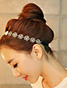 Women Fashion Elegant Hollow Roses Flower Pattern Hair Bands Hair Accessories 1pc