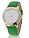 Women\'s Wrist Watch Geneva Bilateral Trade Diamond Drill Belt Quartz Watch(Assorted Colors) Cool Watches Unique Watches Strap Watch