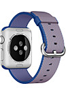 Watch Band for Apple Watch 3 38mm 42mm Nylon Classic Buckle Replacement Watchband