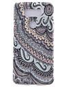 Camouflage Color Pattern Frosted TPU Material Phone Case for LG G5