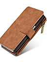 Genuine Leather Cover Multi-functional Cards Holder Wallet Case For Samsung Galaxy A310 A510