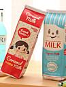 κουτί γάλα σχεδιασμό κλωστοϋφαντουργίας τσάντα στυλό