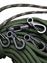 Fivela / Multitools Trilha / Campismo / Viagem / Exterior / Interior / Ciclismo Multifuncao / Conveniencia liga de aluminio outro