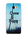 For Samsung Galaxy A8 (2016) A8 Case Cover Pastoral Scenery Painted Pattern TPU Material Phone Case for A7 A5 A3 A510 A310
