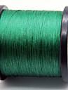 1000m / 1100 Yards Linha Tracada PE / Dyneema Linhas de Pesca Verde Escuro 80LB / 60LB / 100LB / 70LB 0.37mm,0.40mm,0.45mm,050mm mm Para