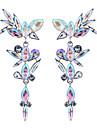 여성용 드랍 귀걸이 보석류 Euramerican 의상 보석 패션 보헤미아 스타일 보석 보석류 보석류 제품 결혼식 파티 특별한 때